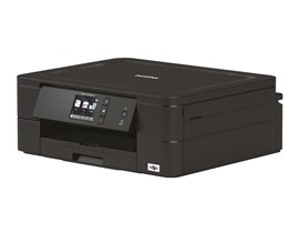 Brother DCP-J772DW (A4) Colour Inkjet Multifunction Printer (Print/Scan/Copy) 128MB 6.8cm Colour Touchscreen 12ipm (Mono) 10ipm (Colour) 1000 (MDC)