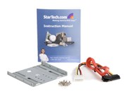StarTech.com 2.5 inch Hard Drive to 3.5 inch Drive Bay Mounting Kit Storage bay Adaptor