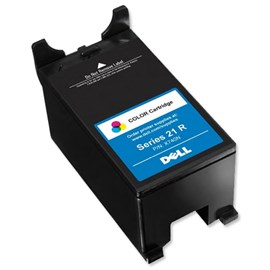 Dell Regular Use Standard Capacity Colour Ink Cartridge (Yield 170 Pages)