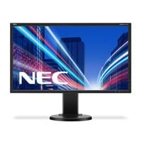 NEC MultiSync E223W 22 inch LED Monitor - 1680 x 1050, 5ms, DVI