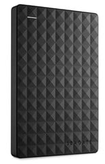 Seagate Expansion (1TB) 2.5 inch Portable Hard Drive USB 3.0 Black (External)