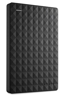 Seagate Expansion 500GB Mobile External Hard External in Black