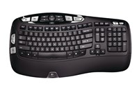 Logitech K350 Wireless Keyboard for Business