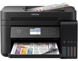 Epson EcoTank ET-3750 (A4) All-in-One Wireless Colour Inkjet Printer (Print/Copy/Scan) 15ppm (Mono) 8ppm (Colour)