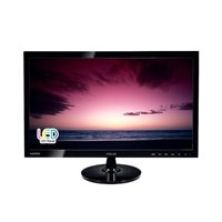Asus VS248HR (24 inch) LED Monitor 50M:1 250 cd/m2 1920x1080 1ms HDMI/DVI-D/VGA