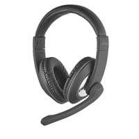 Trust Reno Headset for PC and Laptop (Black)