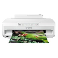 Epson Expression Photo XP-55 (A4) Colour Inkjet WiFi Printer 32ppm (Mono) 32ppm (Colour) 10 sec (Photo)
