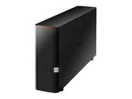 Buffalo Technology LinkStation 210D 2TB (1 x 2TB) Gigabit LAN NAS Device