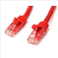 StarTech.com 1m CAT6 Patch Cable (Red)