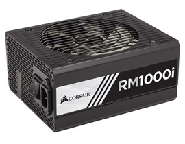 Corsair RMi Series 1000W Modular 80+ Gold PSU