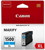 Canon PGI-1500XL (Cyan) Ink Tank (12ml)