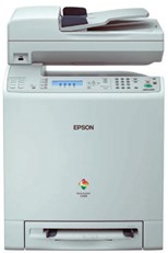 Epson AcuLaser CX29DNF (A4) Colour Laser Multifunction Printer (Print/Copy/Scan/Fax)
