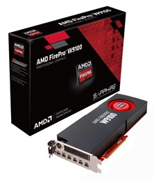 Sapphire FirePro W9100 16MB Pro Graphics Card