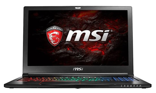 "MSI GS63VR 7RF Stealth Pro 15.6"" 1TB Gaming Laptop"