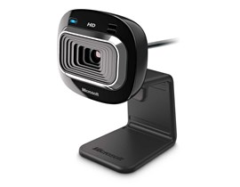 Microsoft LifeCam HD-3000 USB Web Camera (Black)