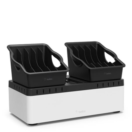 Belkin Multi-charging Store and Charge Go with Portable Trays (USB Compatible)