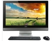 Acer Aspire Z3-615 (23 inch Touchscreen) All-in-One PC Core i3 (4130T) 2.9GHz 8GB 1TB DVD-RW WLAN Windows 8.1 64-bit (Integrated Graphics)