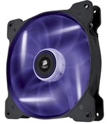 Corsair Air Series AF140 LED Purple Quiet Edition High Airflow 140mm Fan Single Fan