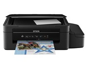 Epson EcoTank ET-2500 (A4) Colour Inkjet Wireless All-in-One Printer (Print/Copy/Scan) 33ppm (Mono) 15ppm (Colour)