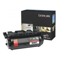 Lexmark (Yield: 21,000 Pages) Black Toner Cartridge for T64x