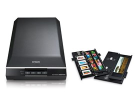 Epson Perfection V600 A4 Flatbed 6400x9600dpi Photo Scanner