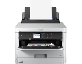 Epson WorkForce Pro WF-C5210DW (A4) Colour Inkjet Printer 6.0cm Colour LCD 34ppm (Mono) 34ppm (Colour) 45,000 (MDC)