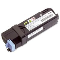 Dell High Capacity Yellow Toner Cartridge (Yield 2,500 Pages)