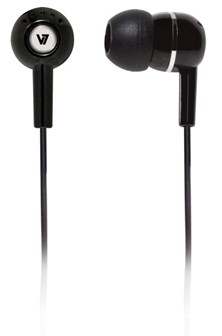 V7 HA100 Wired In-Ear Isolating Earbuds