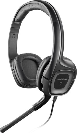Plantronics Audio 355 Binaural Multimedia Headset