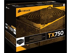 Corsair Enthusiast Series TX750 V2 750W Power Suply