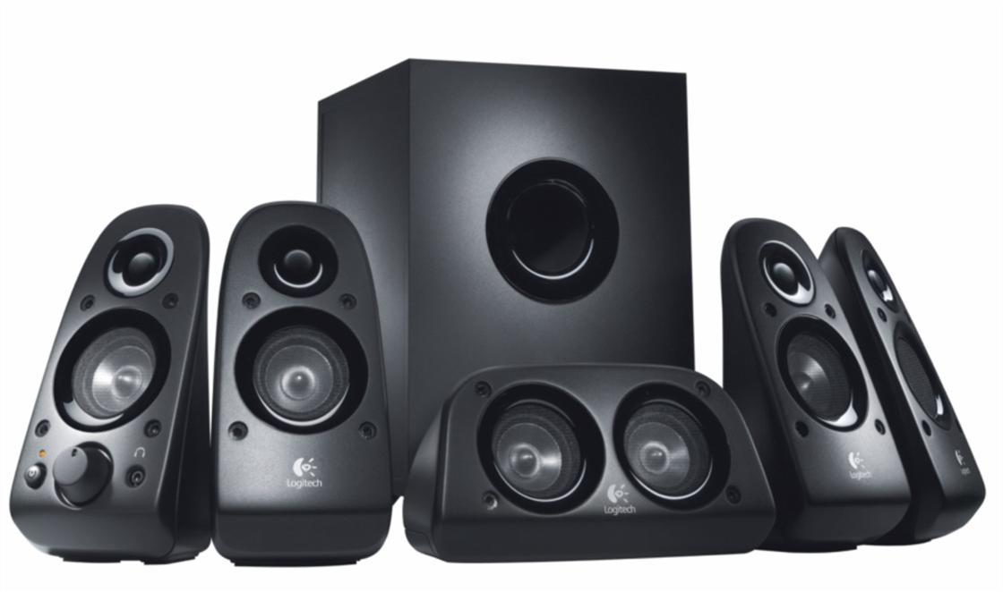 Logitech Z506 5 1 Surround Sound Speaker 980 000432