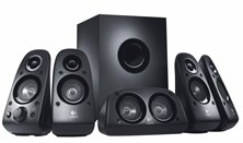 Logitech Z506 5.1 Surround Sound Speaker *Open Box*