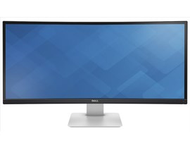 "Dell UltraSharp U3415W 34"" UWQHD Curved Monitor"