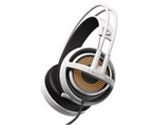 SteelSeries Siberia 350 Gaming Headset with Microphone (White)