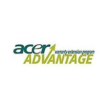AcerAdvantage 3 Year Carry-In Notebook Warranty Standard (1st Year International Travellers Warranty) for TravelMate Series Notebooks