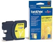 Brother LC1100HYY High Yield Ink Cartridge (Yellow)