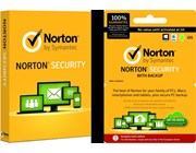 Symantec Norton Security with Backup (V.2.0) Windows/Mac 25GB 1-User 10-Devices Windows Store 1-Year Subscription