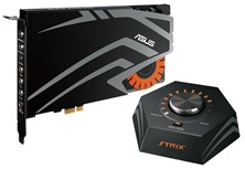 Asus Strix Raid Pro PCI Express Sound Card *Open Box*
