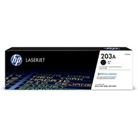 HP 203A (Yield: 1,400 Pages) Original LaserJet Toner Cartridge (Black)