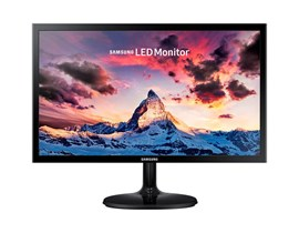 "Samsung S24F350FHU 24"" Full HD LED IPS Monitor"