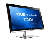 Asus ET2321IUKH (23 inch) All-in-One PC Pentium (3556U) 1.7GHz 6GB 1TB DVDSM WLAN Webcam Windows 8.1 (Integrated Intel HD Graphics)