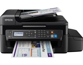 Epson EcoTank ET-4500 (A4) All-in-One Wireless Colour Inkjet Printer