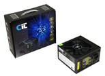 CiT 400W HE Black Edition PSU
