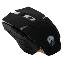 Powercool Gaming Mouse USB 7 Colour Pulsing LED