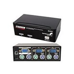 StarTech.com 2 Port StarView KVM Switch