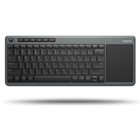 Rapoo K2600 Wireless Keyboard with Touchpad 2.4GHz (Grey)