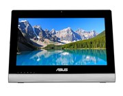 Asus ET2020AUKK (19.5 inch) All-in-One PC AMD Kabini (A4-5000) 1.5GHz 4GB 500GB NO ODD Gigabit LAN Webcam Windows 8 (Integrated AMD Radeon HD8330 Graphics) with Keyboard and Mouse