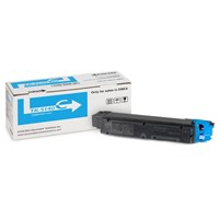 Kyocera TK-5140C (Yield: 5,000 Pages) Cyan Laser Toner Cartridge