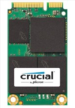 Crucial MX200 (250GB) mSATA Solid State Drive SATA 6Gb/s (internal)