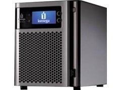 Iomega StorCenter px4-300d Network Storage Diskless Hard Drive